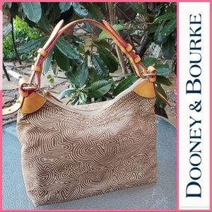 Dooney & Bourke Canvas Shoulder Bag